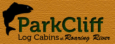 Park Cliff Log Cabins at Roaring River